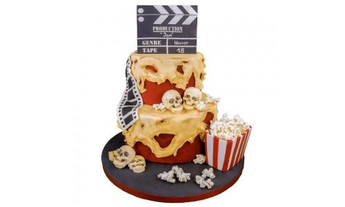 Horror Film Torte xxl