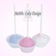 12 Cake Pops (bunt)