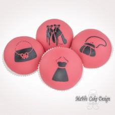 8 Fashion Cupcakes
