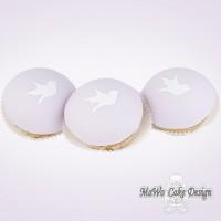 8 Vogel Cupcakes