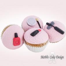 8 Make-up Cupcakes