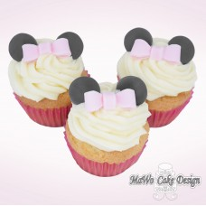 8 Mouse Cupcakes