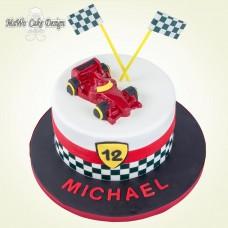 Formel 1-Torte