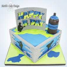 Hip Hop-Torte