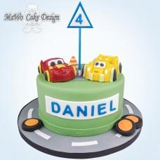 Auto-Torte