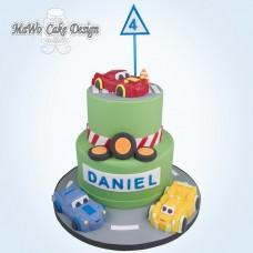 Auto-Torte XXL