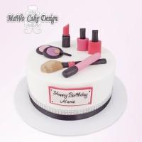 Make-up Torte