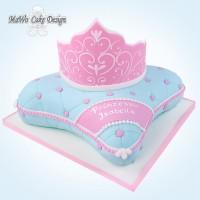 Prinzessin-Kuchen (Krone)