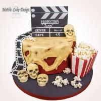 Horror-Film-Torte