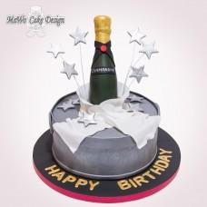 Champagner-Torte