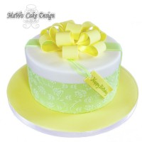 Geschenkbox-Torte
