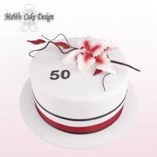 Lilien-Torte